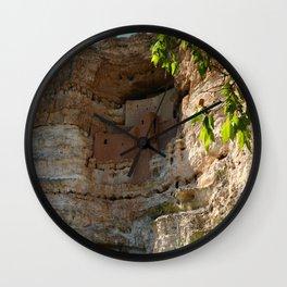 Montezuma Castle Wall Clock