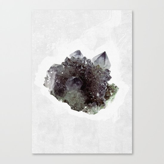 Mineral Canvas Print
