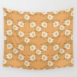 Pitaya Flowers Wall Tapestry
