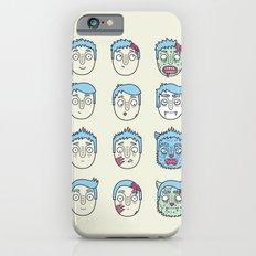 Monster Mash Up iPhone 6s Slim Case