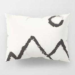 Peaks Pillow Sham