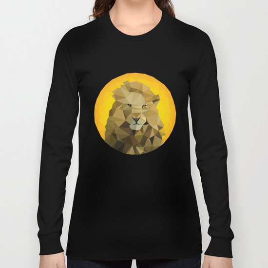 ♥ SAVE THE LIONS ♥ Long Sleeve T-shirt