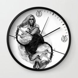 Jack of Scissors Wall Clock