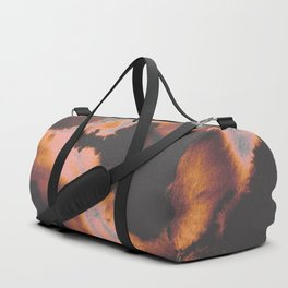 Burning Autumn Duffle Bag