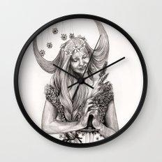 V I R G O Wall Clock