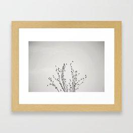 Room for everyone. Framed Art Print
