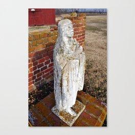 Converted, St Fransis Xavier Church Canvas Print