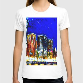 Chicago Nights Downtown T-shirt