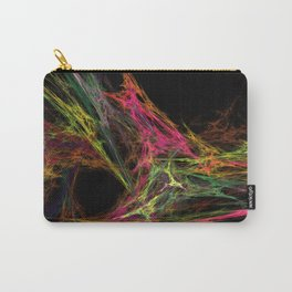 Neon Havoc Carry-All Pouch