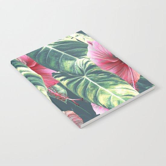 Wild Hibiscus #society6 #decor #buyart Notebook