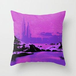 Isjaki 1 Throw Pillow