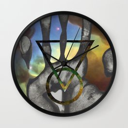 Inna Wall Clock