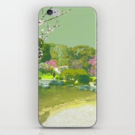 Ume Blossoms iPhone Skin