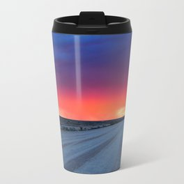 Backroad to Heaven Metal Travel Mug
