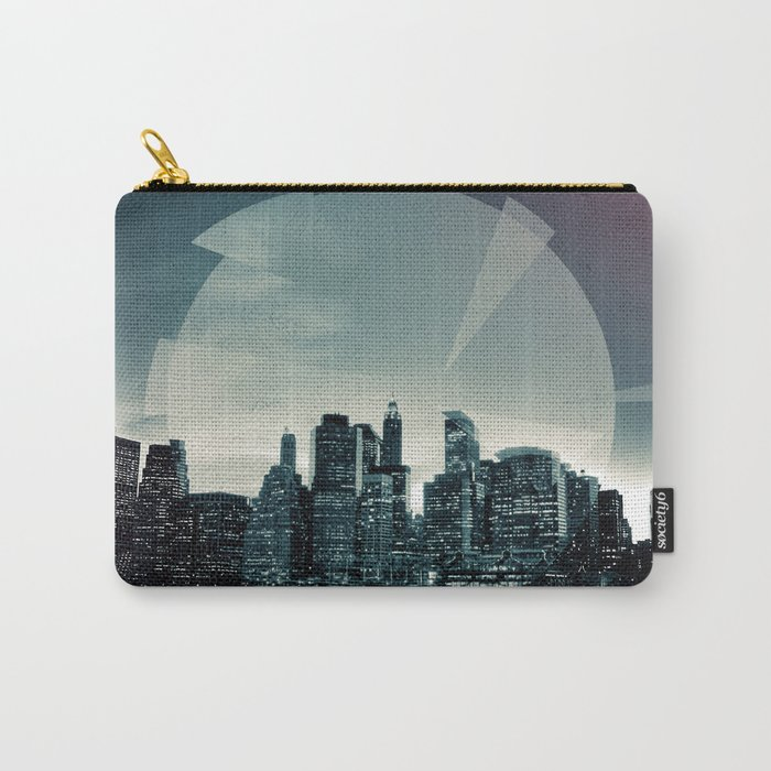 Manhattan Night Carry-All Pouch
