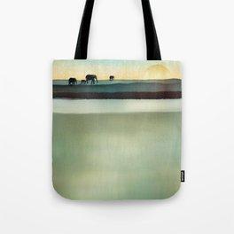 Gentle Journey Tote Bag