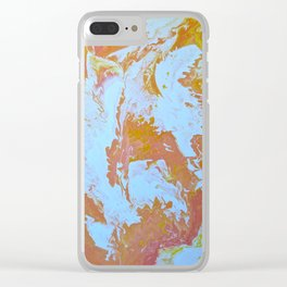 Third Culture Kid Clear iPhone Case
