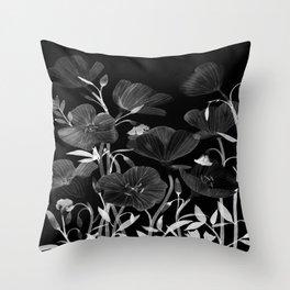 BLACK & WHITE - 290818/1 Throw Pillow