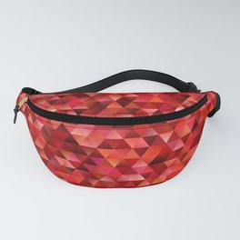 Bloody triangles Fanny Pack