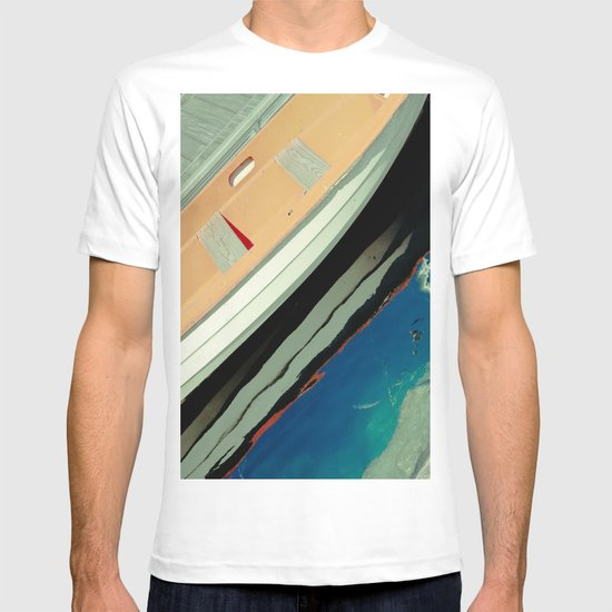 Boat Reflected T-shirt