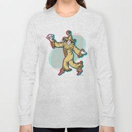 Joker is Wild Long Sleeve T-shirt
