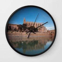 Palma Cathedral Wall Clock