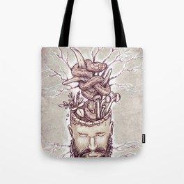 Wicked Mind Tote Bag