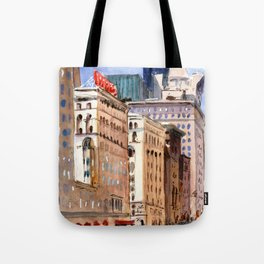 Congress Hotel - Chicago Tote Bag