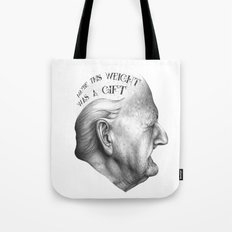 MY VIDA HA SIDO EXTRAORDINARIA SERIES 3# Tote Bag