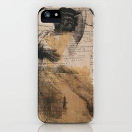 Paper Dreams iPhone Case