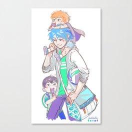 Sugamama Canvas Print