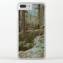 And maybe that's how it should be Clear iPhone Case