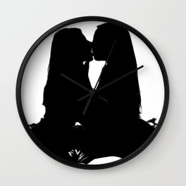 Sexy Abstract 37 Wall Clock