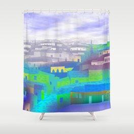 Mountain Air Shower Curtain