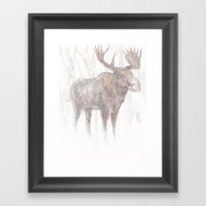 Tin Crown Framed Art Print