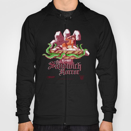 H.P. LoveKRAFT's  The Sandwich Horror Hoody