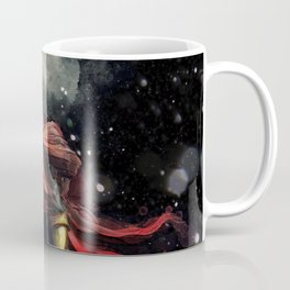 Epic Vincent Valentine Final Fantasy Painting Portrait Coffee Mug