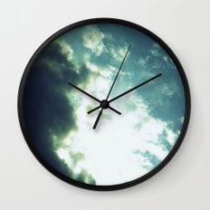 A Gateway Opens Wall Clock