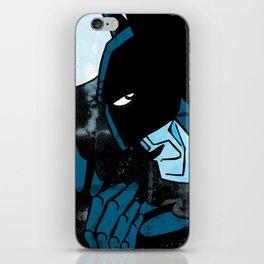 Dark Nighty iPhone Skin