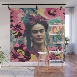 Frida Kahlo VIII Wall Mural