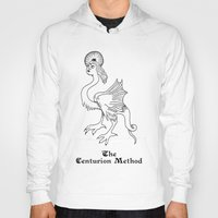 fitness Hoodies featuring Luciferian Fitness Militia by The Centurion Method
