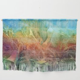 Undergrowth Overgrowth Wall Hanging