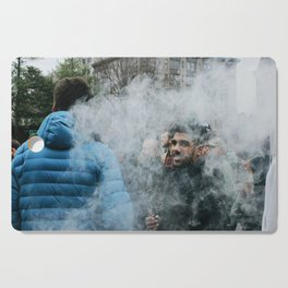 Million Marijuana March Cutting Board