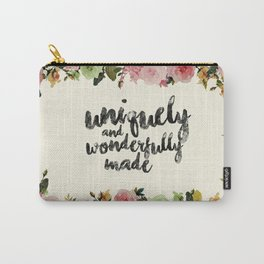 Wonderfully Made Carry-All Pouch