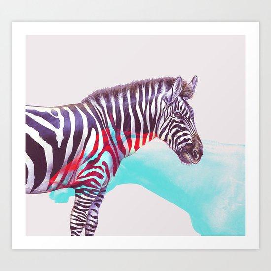 Adapt to The Unknown #society6 #decor #buyart Art Print