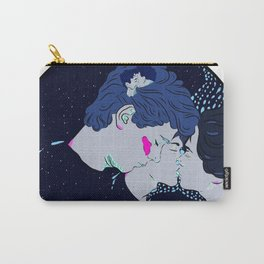 It all began with a kiss Carry-All Pouch