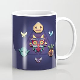 Majora's Mask Coffee Mug