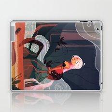 Lava Mermaid Laptop & iPad Skin