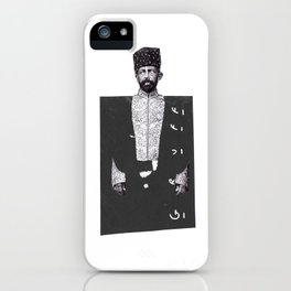 SHAH GRUFF iPhone Case