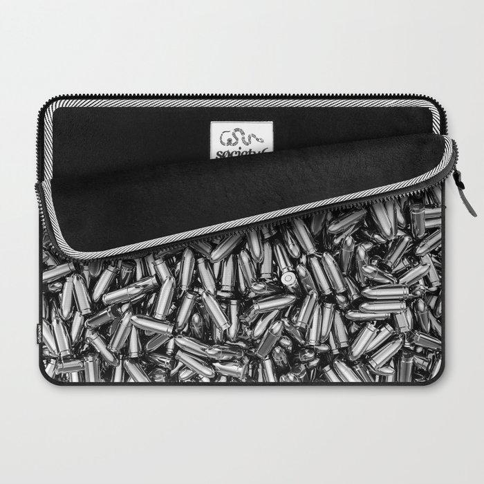 Silver bullets Laptop Sleeve